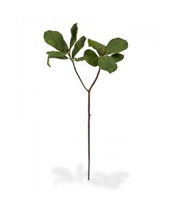 Magnolia kunstbladtak x2 65 cm