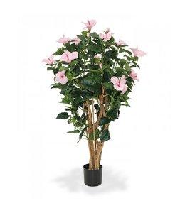 Hibiscus Deluxe rose 100cm