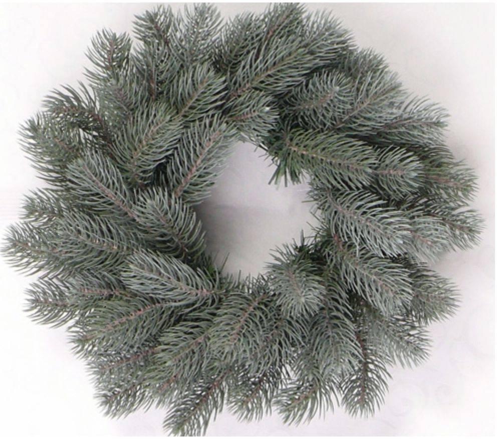 Kerst accessoires en plantjes