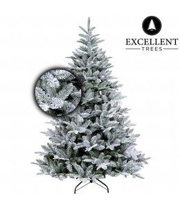 Kunstkerstboom besneeuwde Otta 210 cm