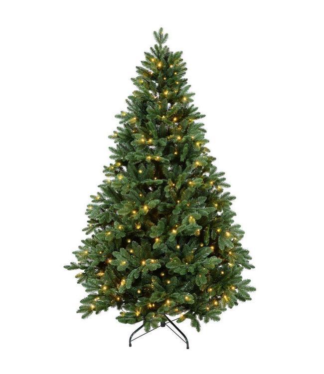 Led Mantorp kunstkerstboom 210 cm