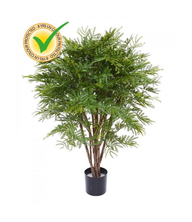 Mimosa kunstplant voor buiten 110 cm UV