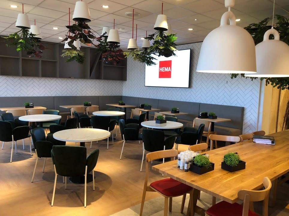 Kunstplanten.nl project HEMA