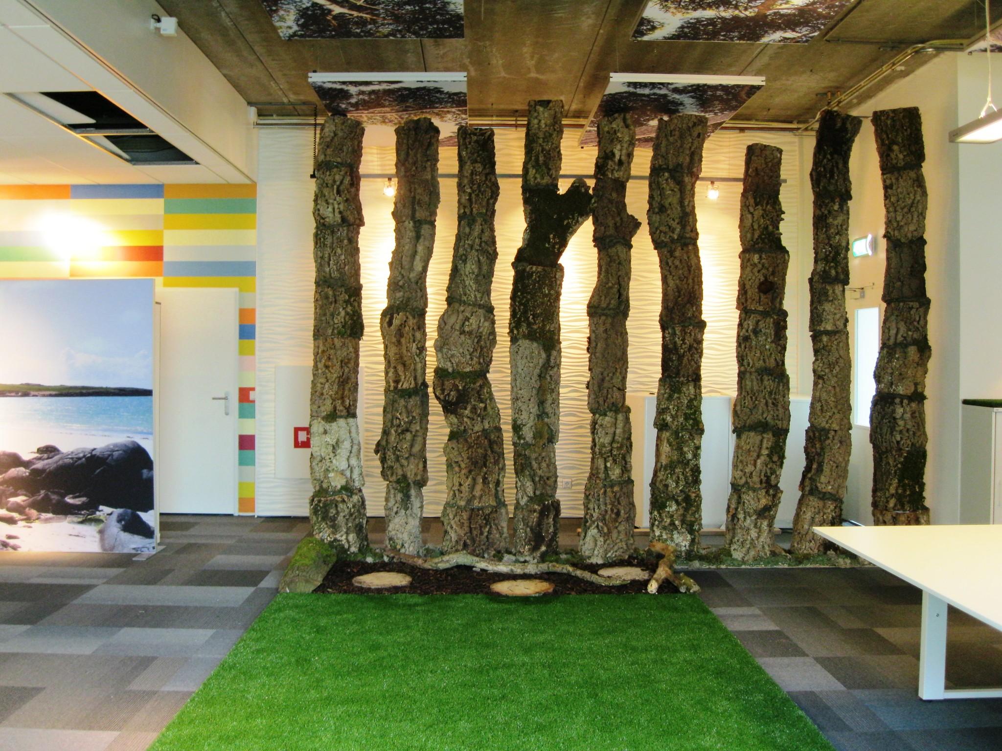 Kunstplanten.nl project Sedus Stoll BV