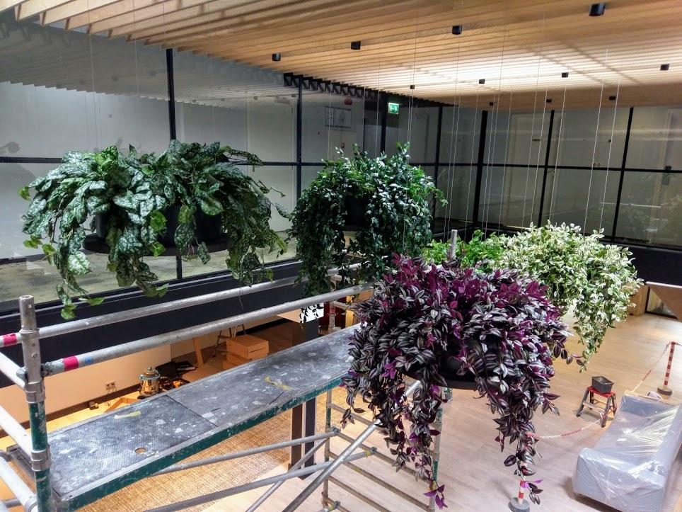 Kunstplanten.nl project Bilderberg Speuldersbos Garderen