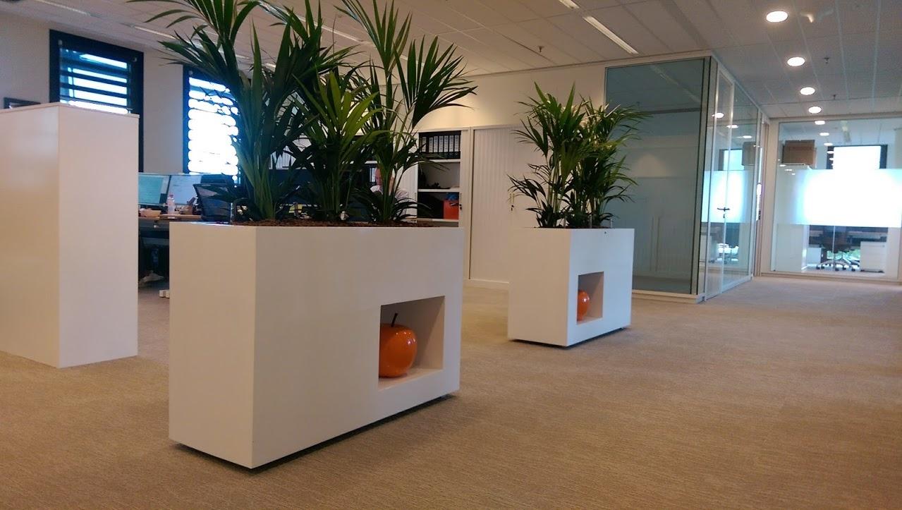 Kunstplanten.nl project Chalet Group Amsterdam
