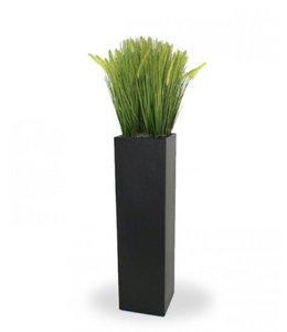 Pennisetum Grasplant Deluxe 140cm in luxe zuil