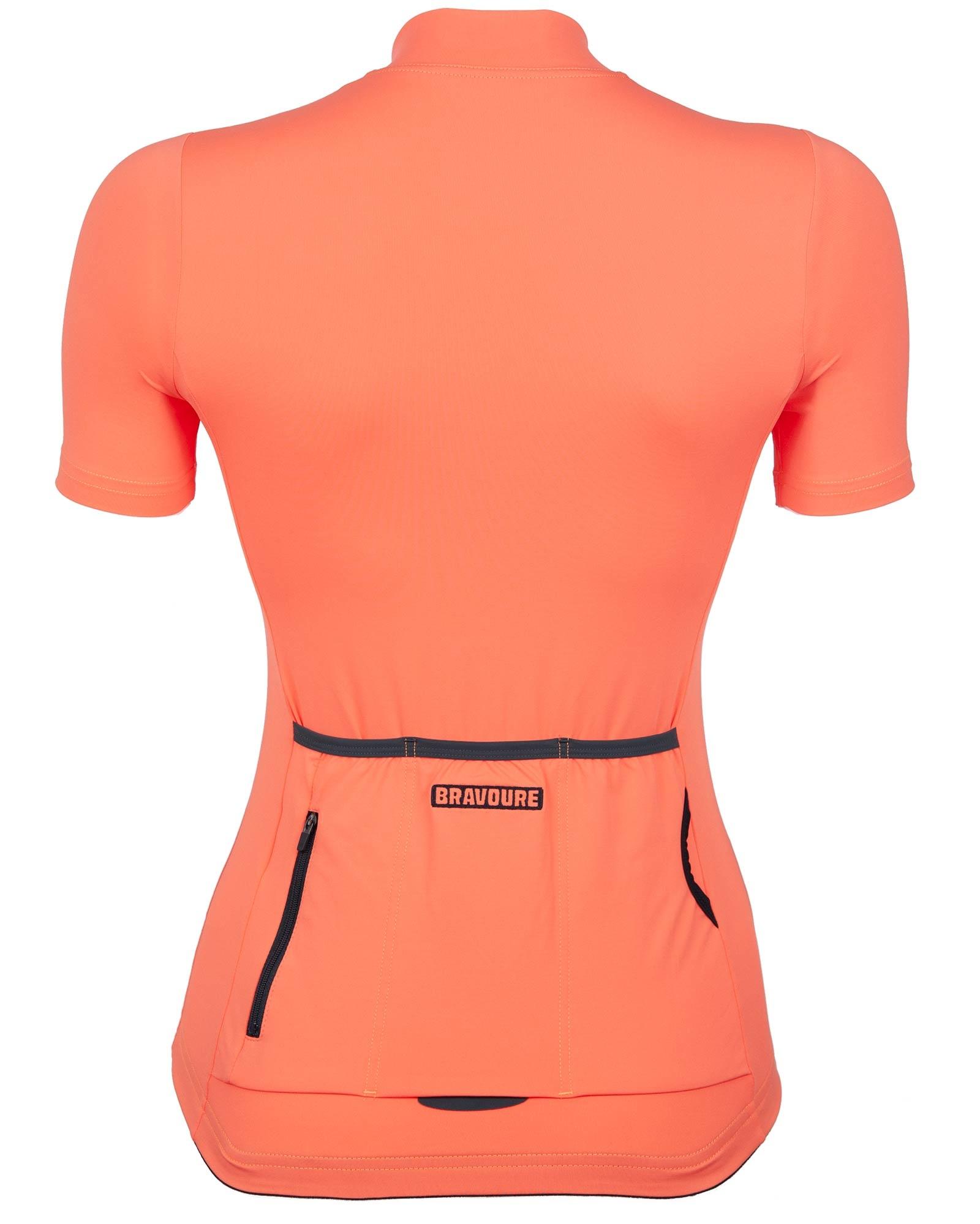 Dames Rouleur Shirt | Colombia Koraal-2