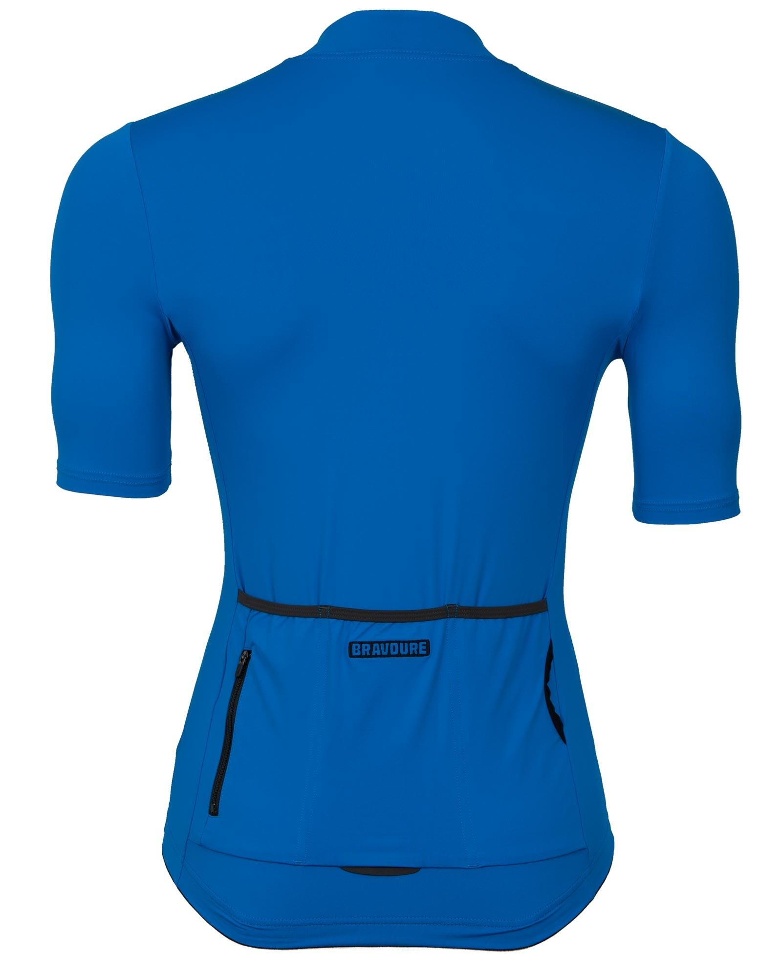 Men's Rouleur Jersey | Royal Blue-2