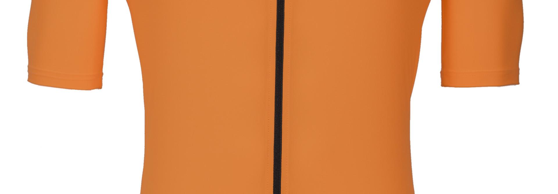 Men's Rouleur Jersey   Inca Orange