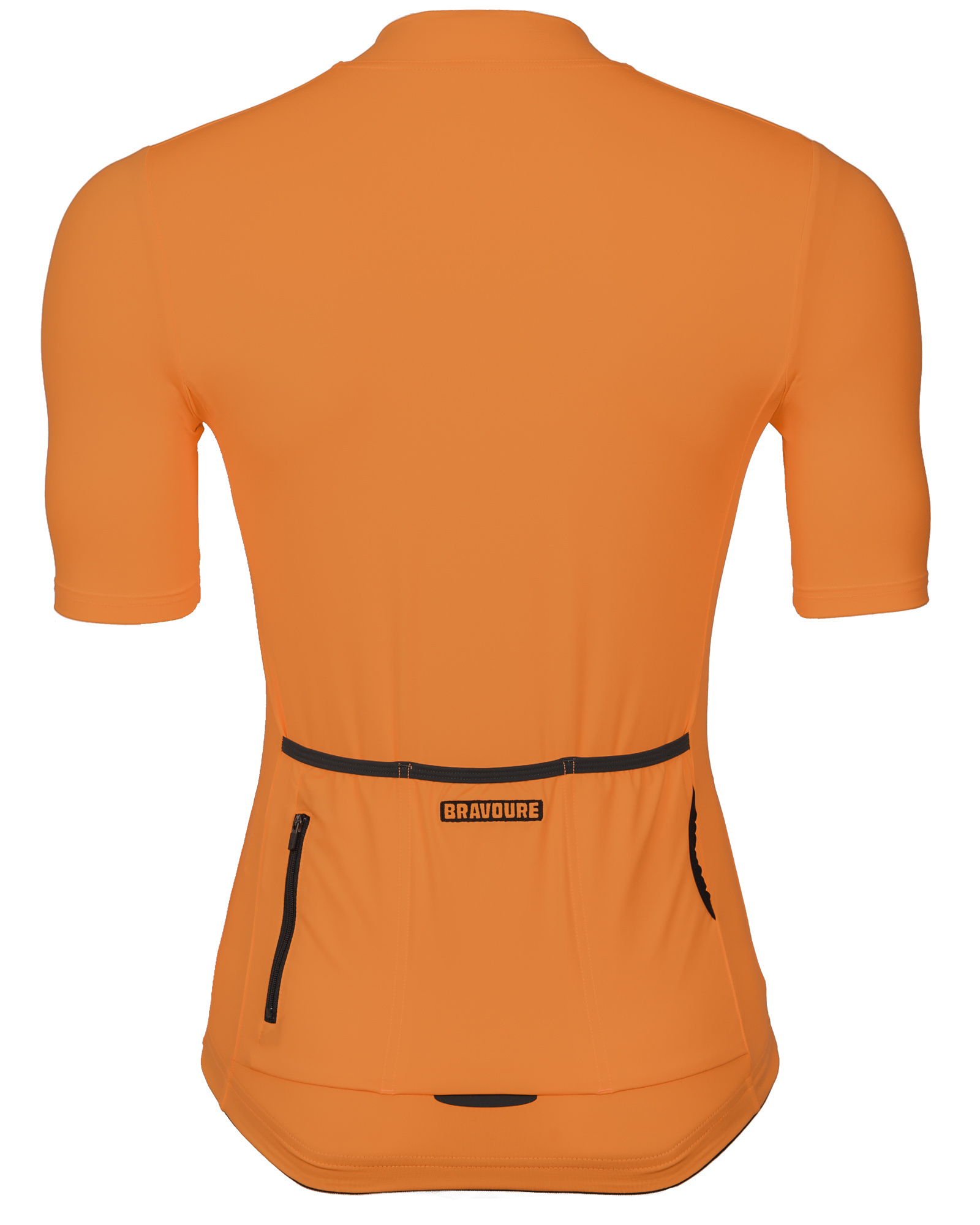 Men's Rouleur Jersey   Inca Orange-2