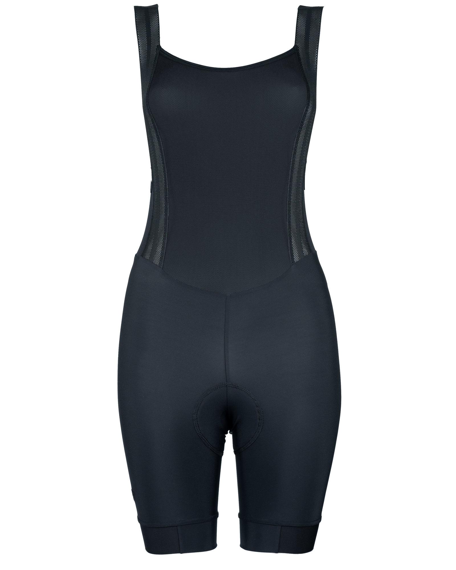 Women's Rouleur Bib Shorts | Black-1