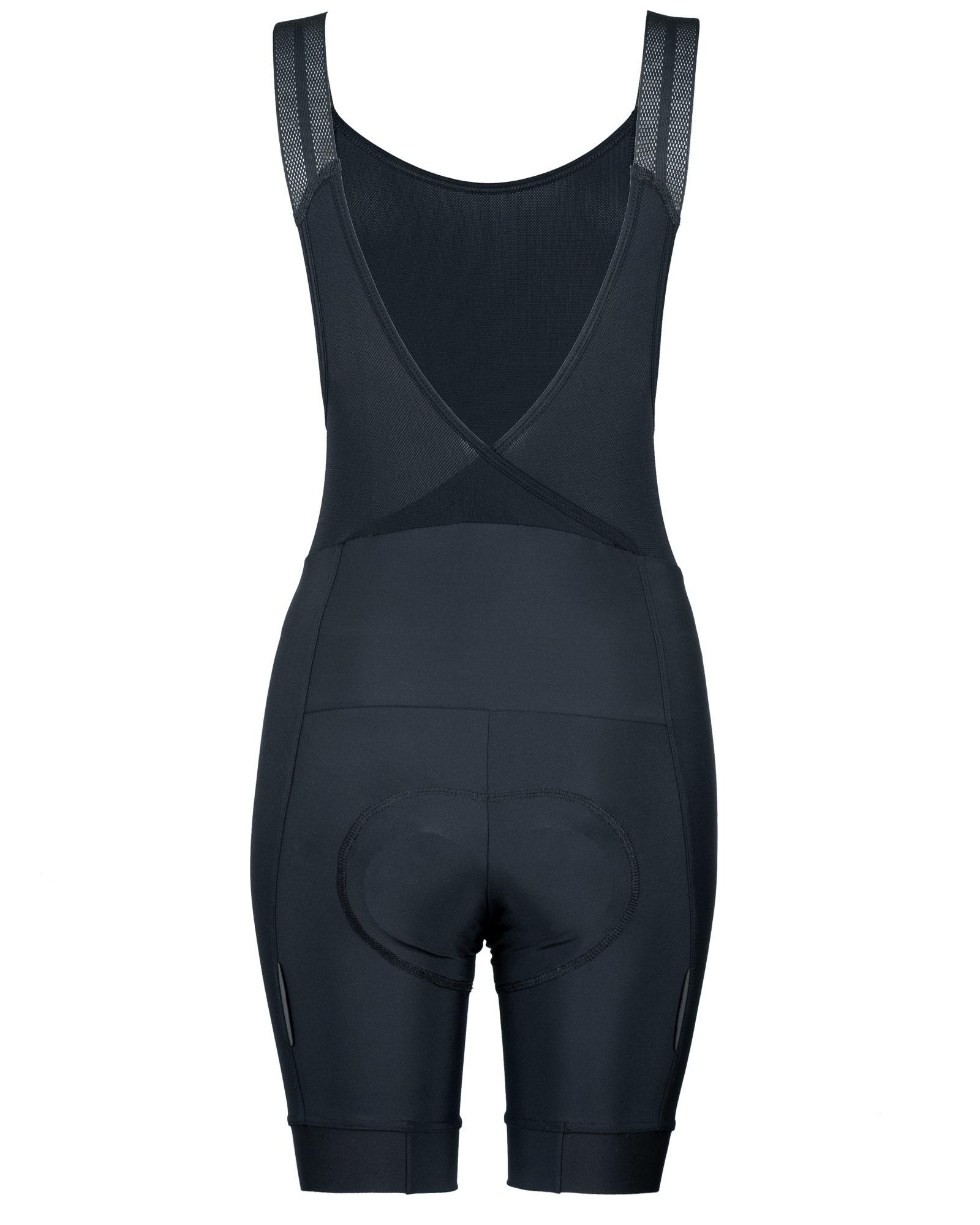 Women's Rouleur Bib Shorts | Black-2