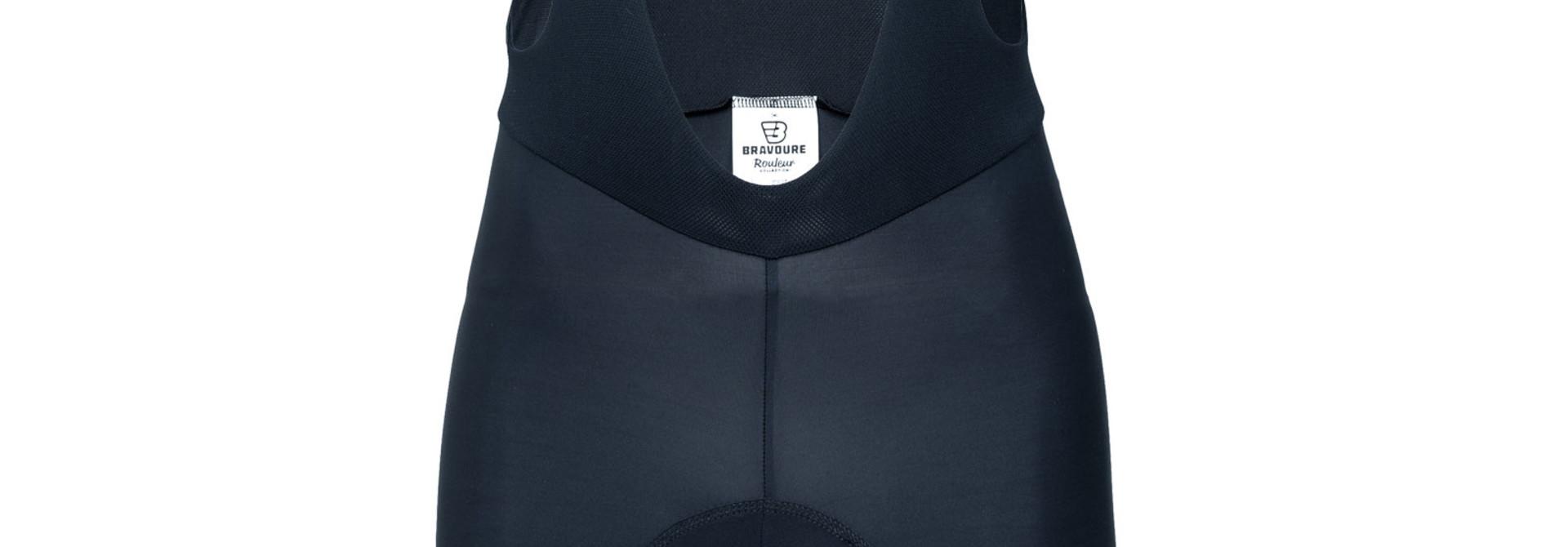 Men's Rouleur Bib Shorts | Black