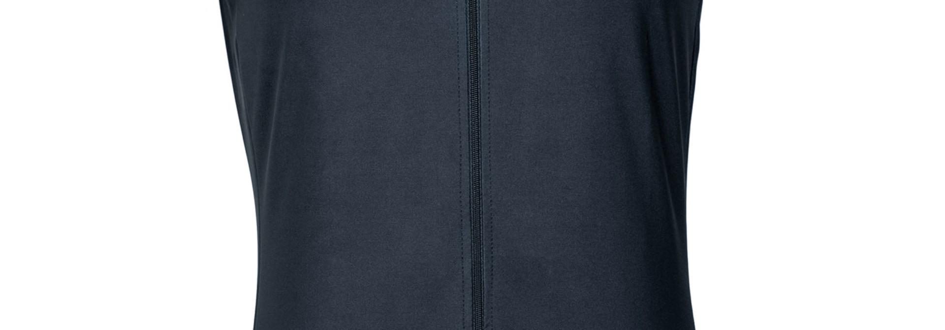 Heren Rouleur All Weather Vest | Storm Zwart