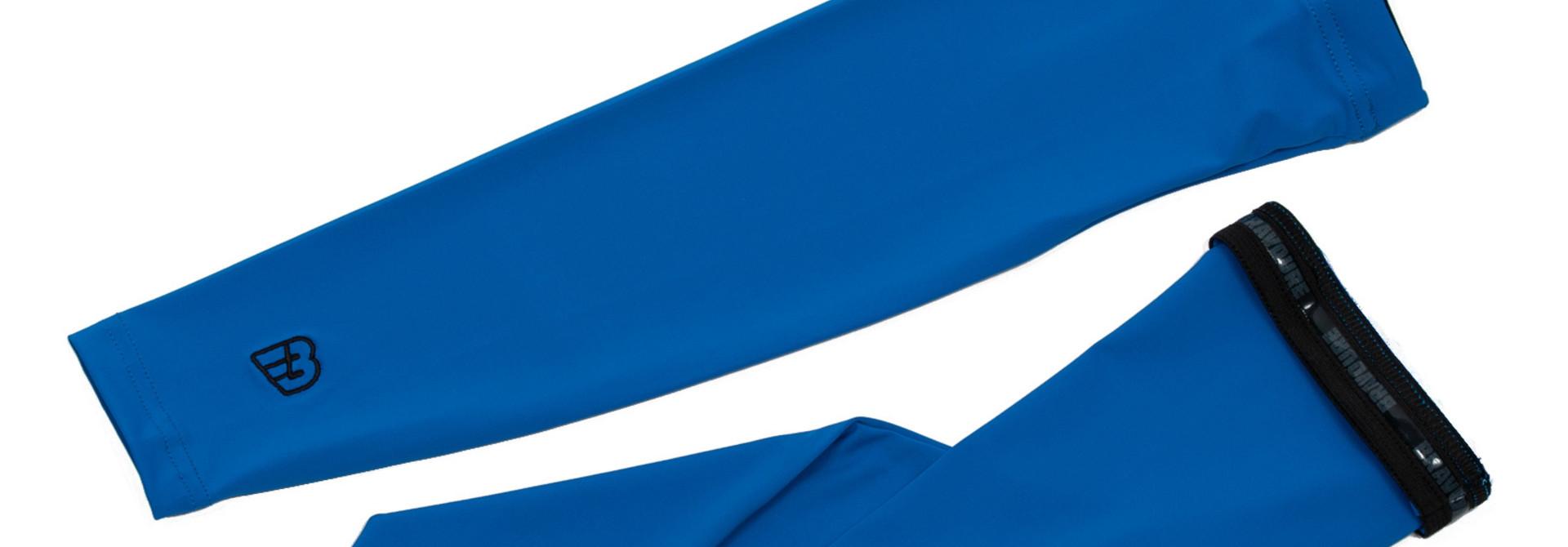 Heren Rouleur Armstukken   Royal Blauw