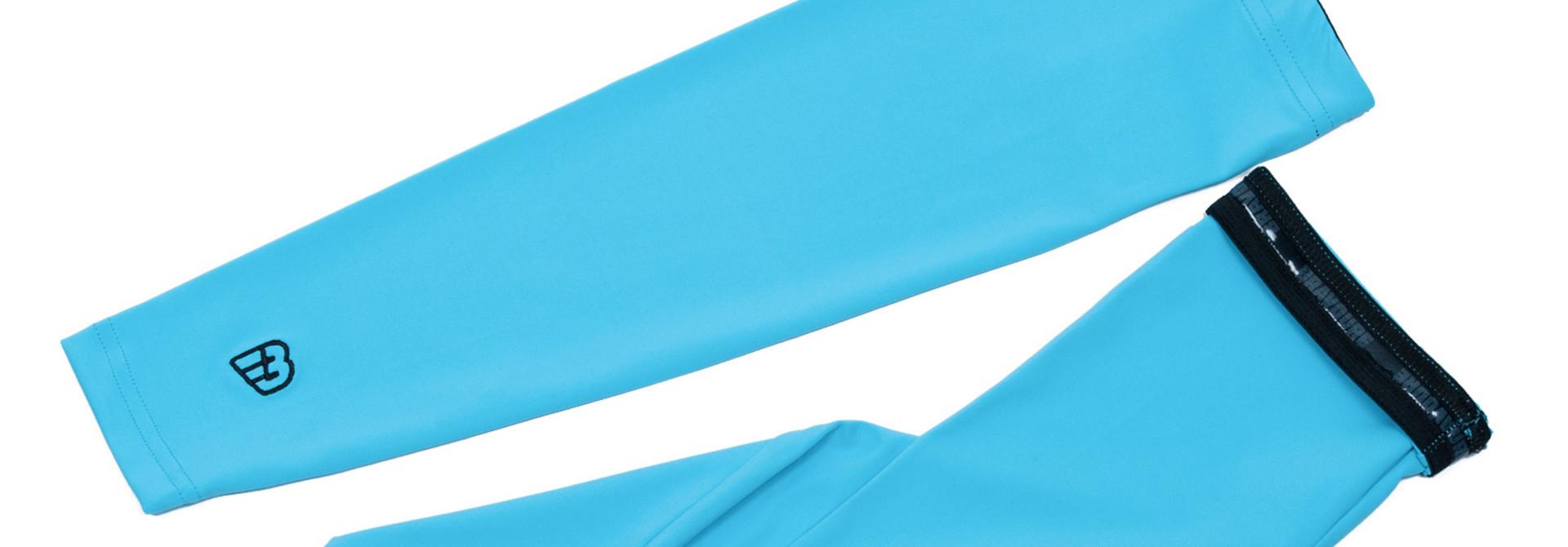 Dames Rouleur Armstukken | Poolside Blauw