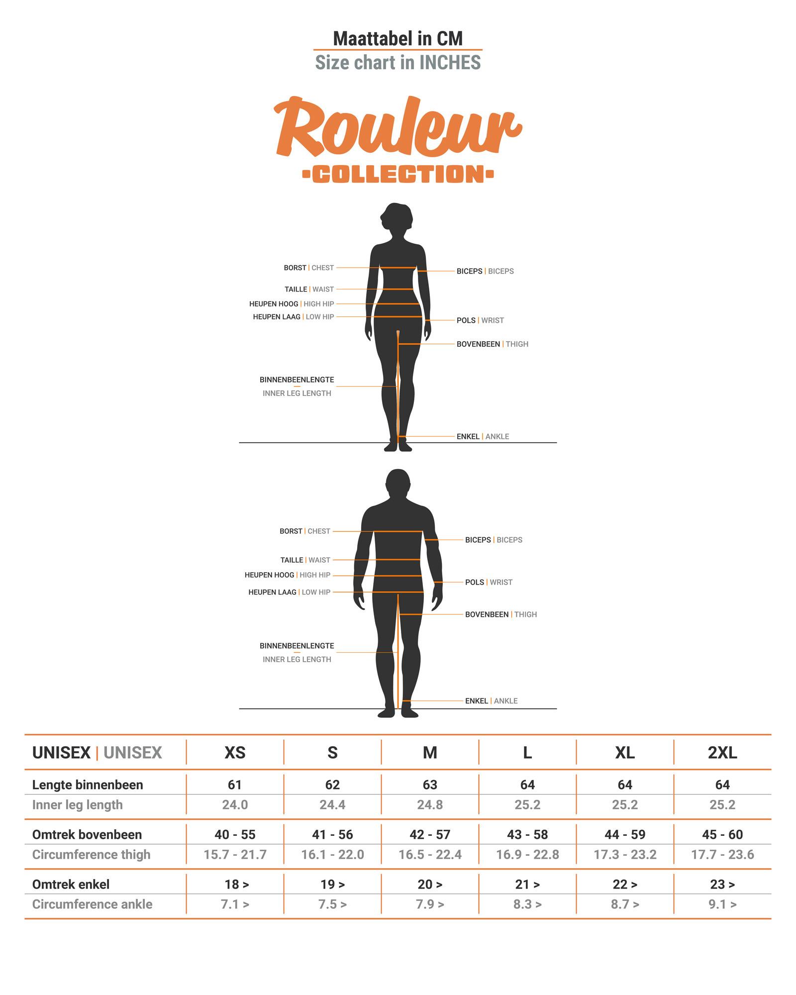 Rouleur Leg Screens | Black-3