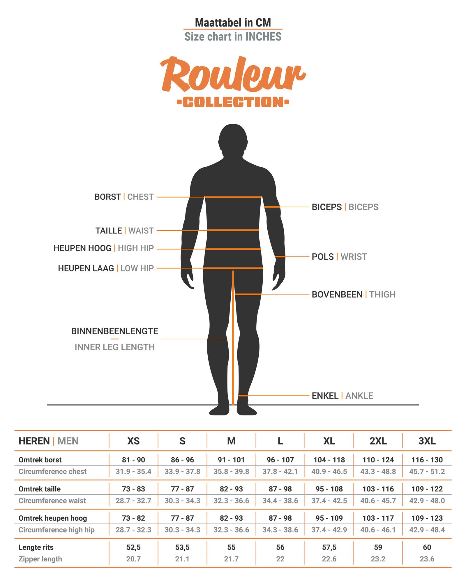 Heren Rouleur All Weather Vest | Storm Zwart-3
