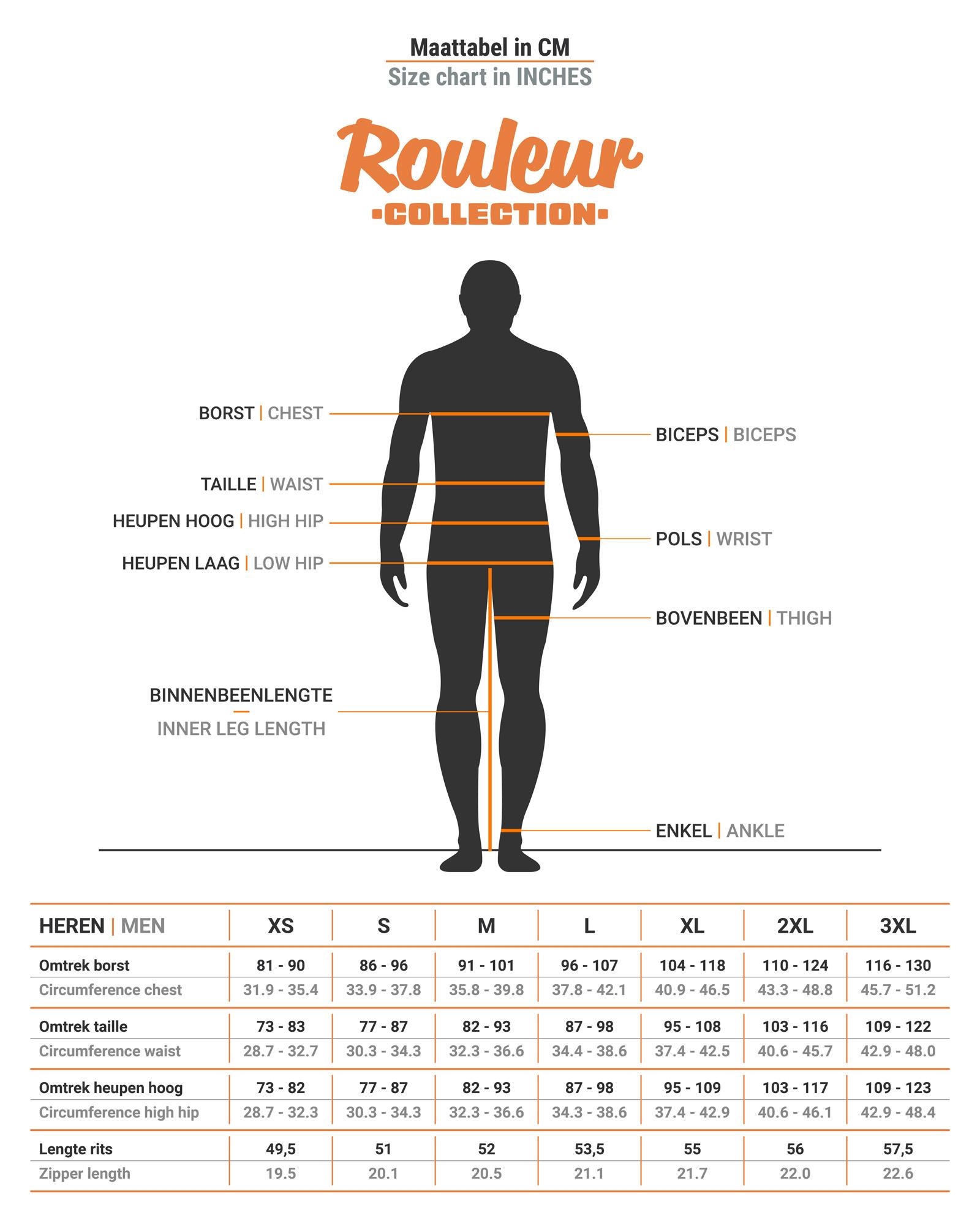 Men's Rouleur Jersey   Inca Orange-3