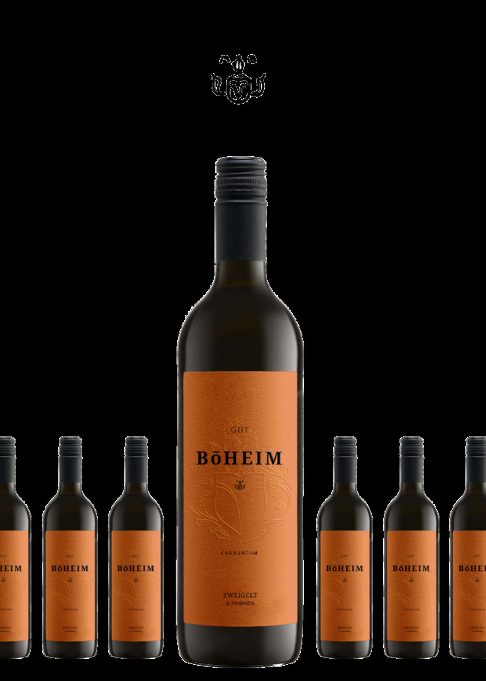 Zweigelt & Friends 2018 0,75 l vom Weingut Böheim