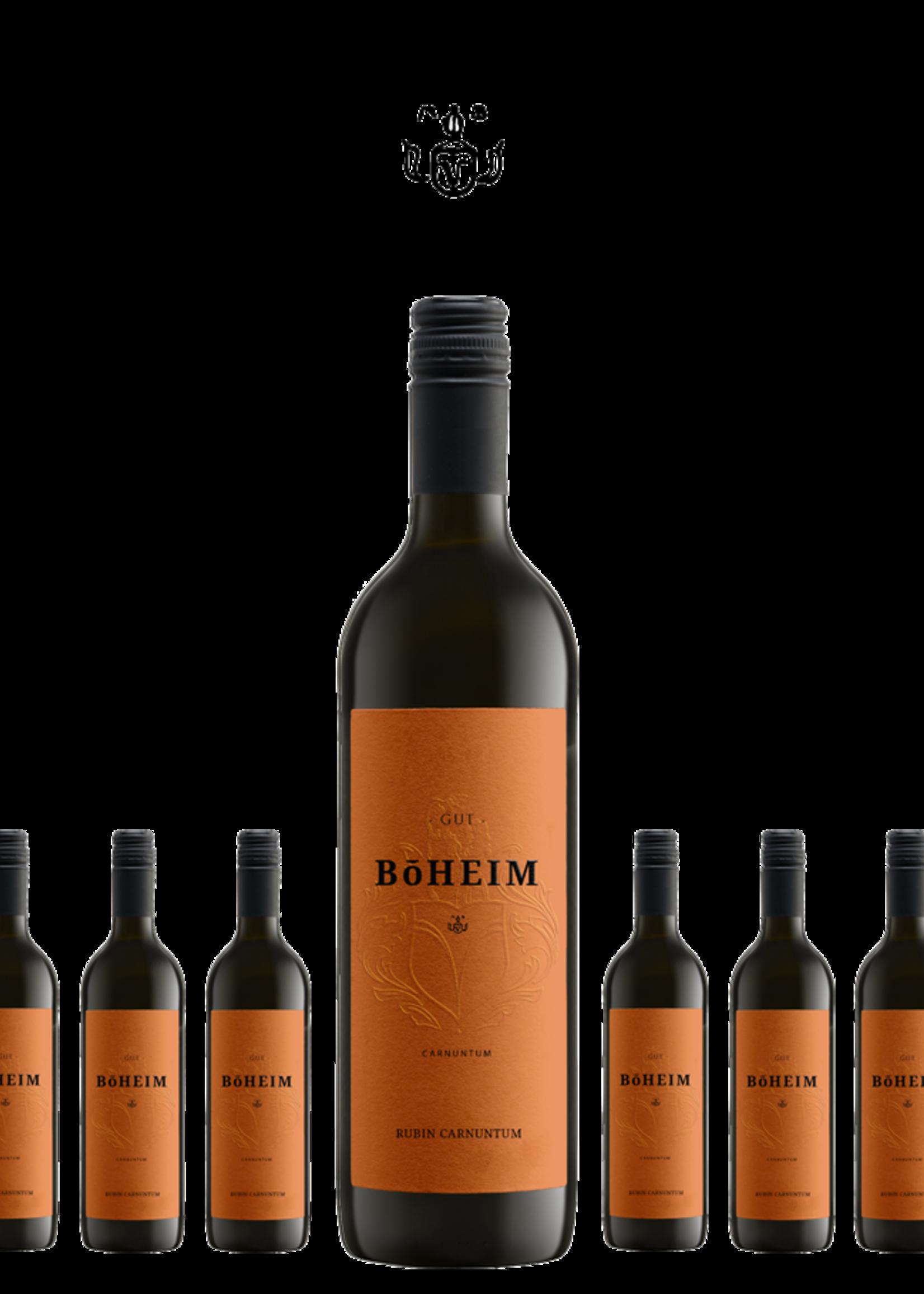 Rubin Carnuntum 2018 0,75 l vom Weingut Böheim