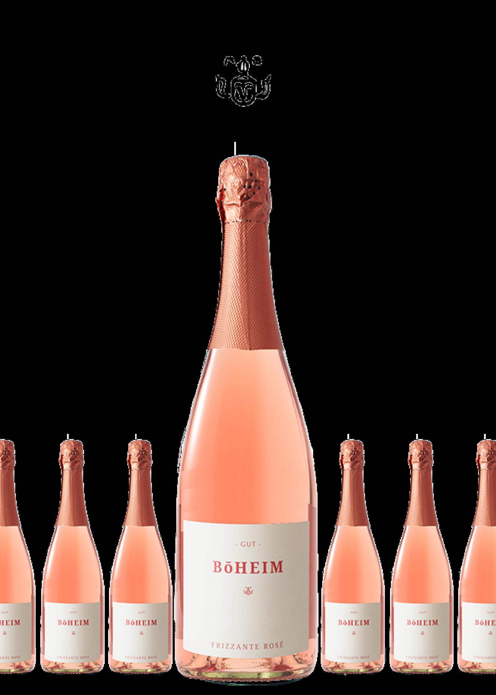 Frizzante Rosé 0,75 l vom Weingut Böheim