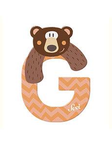 Dierenletter G
