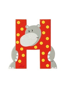 Dierenletter H (oud)