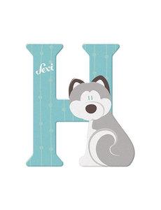 Dierenletter H