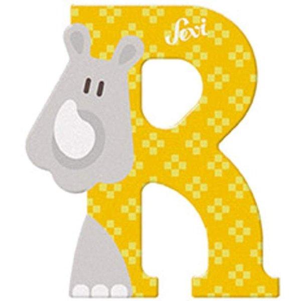 Dierenletter R