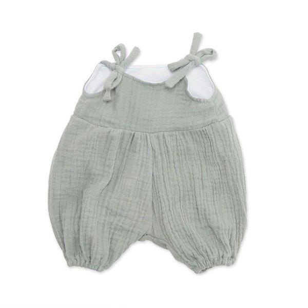 Jumpsuit mint voor Knuffelpop