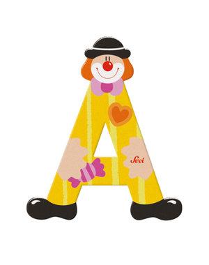 Clownletter A