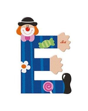 Clownletter E