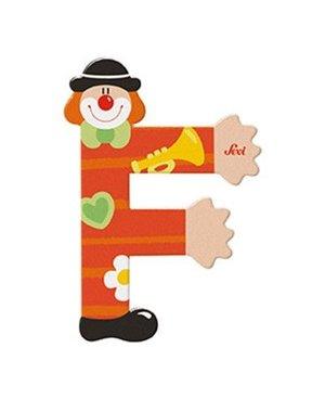 Clownletter F