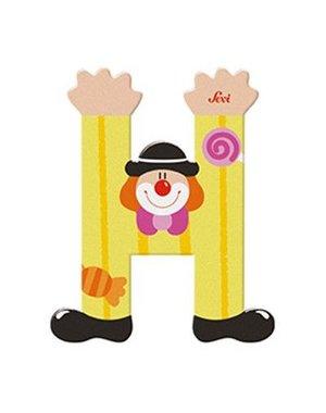 Clownletter H
