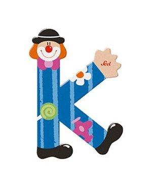 Clownletter K