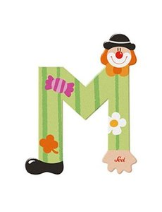 Clownletter M