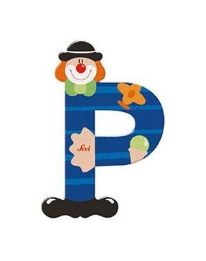 Clownletter P