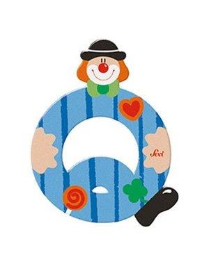 Clownletter Q