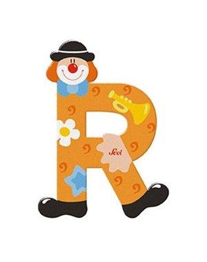 Clownletter R