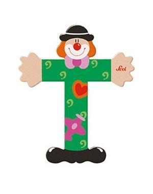 Clownletter T