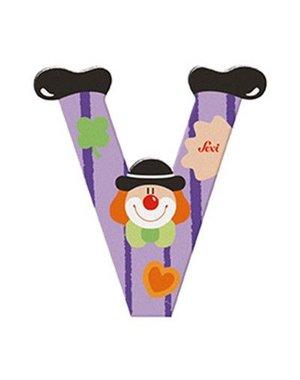 Clownletter V