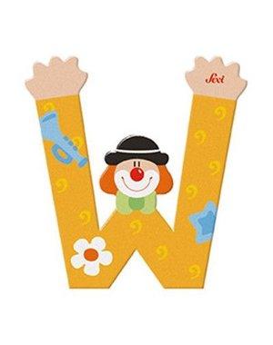 Clownletter W