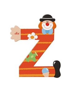 Clownletter Z