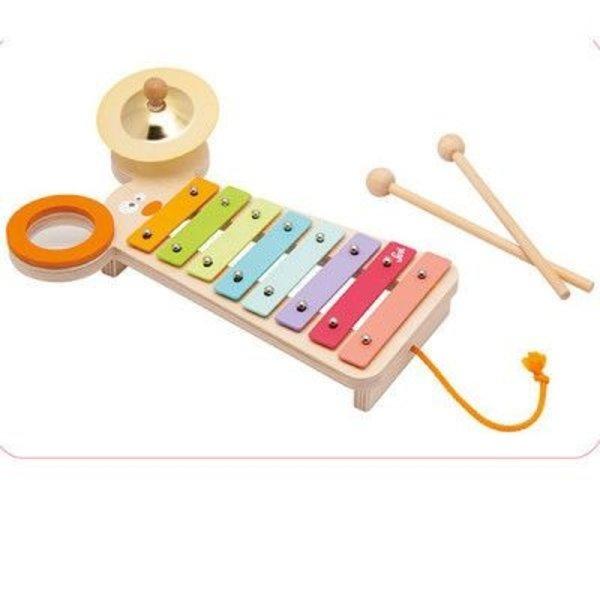 Xylofoon met Activiteiten Muis