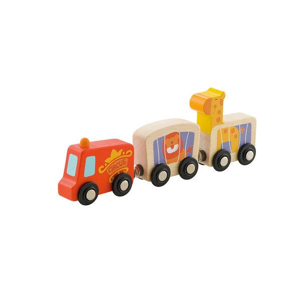 Mini Circus Caravan