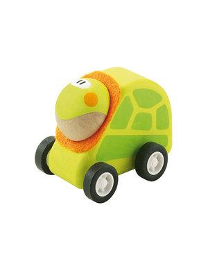 Racende Schildpad