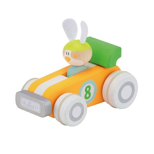Build-Up Racewagen Konijn
