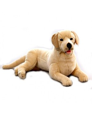 Liggende Labrador 60cm